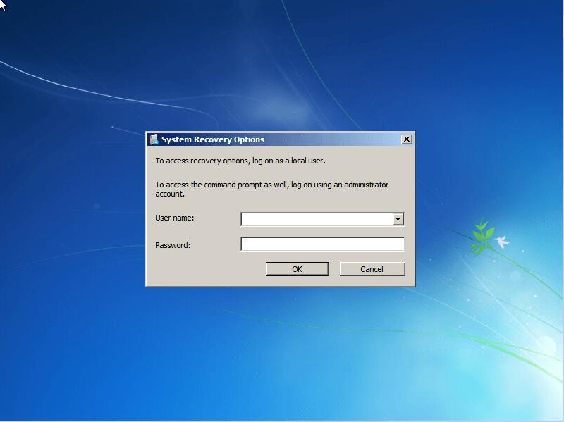 Microsoft Logo Stuck - Windows Server - 5